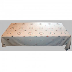 Lagartera 3,50x1,80 tablecloth