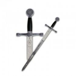 Espada Cadete Excálibur-Plata-Marto_Toledo