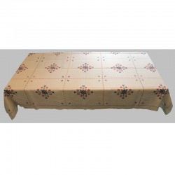 Lagartera 4,50x1,80 tablecloth