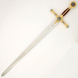 Espada Masónica-Oro-Marto_Toledo