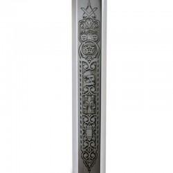 Espada Masónica-Oro-Grabado Profundo-Marto_Toledo