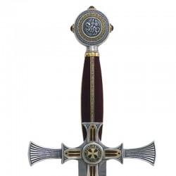 Espada_Templaria Damasquinada-Marto_Toledo