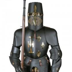 Armadura-Medieval_Caballero Negro-Marto_Toledo