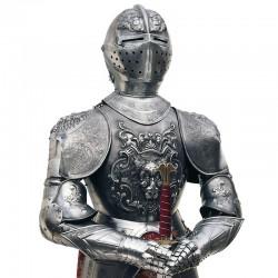 Armadura-Medieval_Cincelada-Marto_Toledo