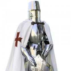 Armadura-Medieval_Templaria Sello-Marto_Toledo