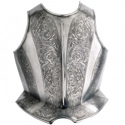 Engraved Armor Plate