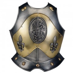Brass Breastplate
