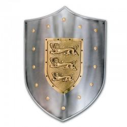 Escudo Medieval-Leones Ricardo Corazón de León_Marto-Toledo