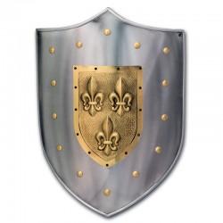 Escudo Medieval-Flor Lis_Marto-Toledo
