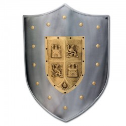 Escudo Medieval-Castilla y León_Marto-Toledo