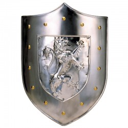 Escudo Medieval-León Rampante_Marto-Toledo