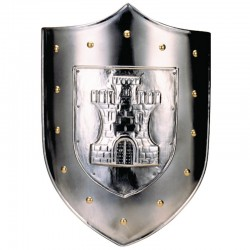 Escudo Medieval-Torre Castilla_Marto-Toledo