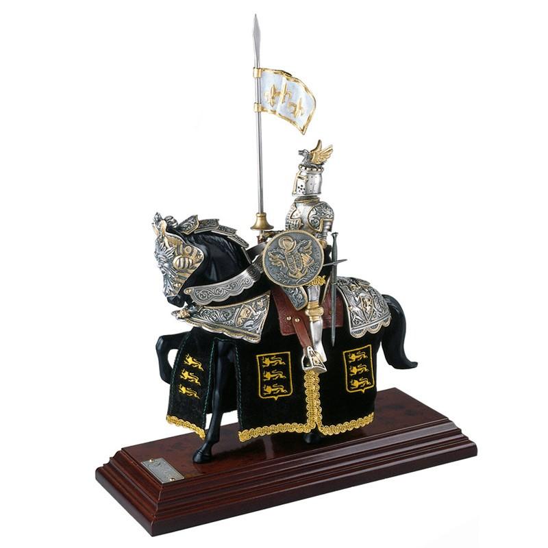 Armadura-Medieval-Caballo_Casco Dragon Plata-Marto_Toledo