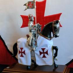 Armor on Templar Horse