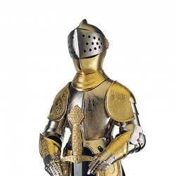 Golden Medium Armor